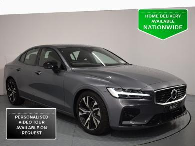 Volvo S60 T4 R-Design Auto *PCP only 1.9% APR* Intellisafe Pro Pack, Sensus Harmon/Kardon