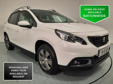 Peugeot 2008 ACTIVE 1.5 HDI
