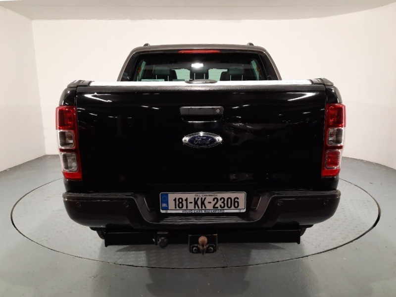Ford Ranger 3.2TDCI WILDTRACK 4WD AUTO