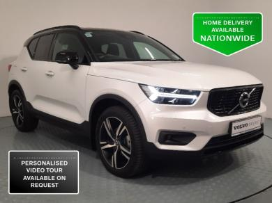 Volvo XC40 D3 R DESIGN AUTO *Low Mileage,Panoramic Sunroof, Memory Seats, Wireless Phone Charging, Full Leather Interior, Next 3 Services Included*