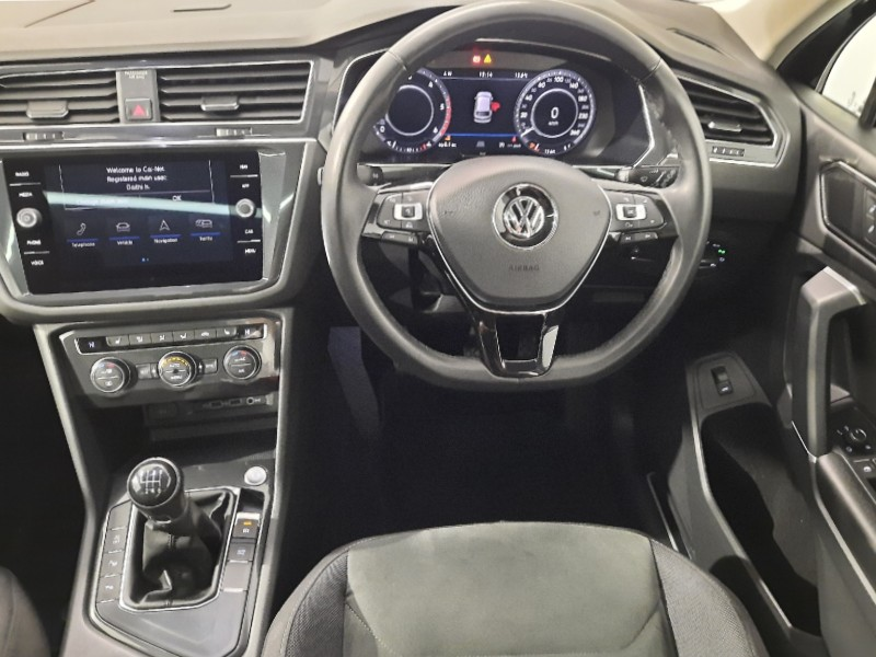 Volkswagen Tiguan Allspace Allspace HIGHLINE 2.0TDI *Full Volkswagen Service History, Electric Sunroof, Heads Up Display* 7 seater