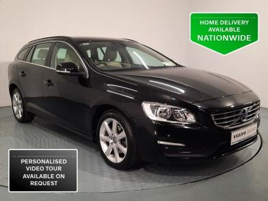 "Volvo V60 D2 SE 120BHP ""WINTER PACK // LOW MILEAGE"""