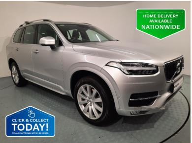 Volvo XC90 D4 FWD MOMENTUM  AUTO*2 YEAR UNLIMITED MILEAGE WARRANTY* *WINTER PACK*
