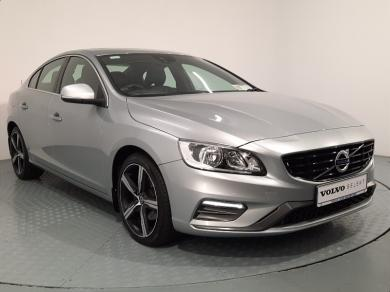 Volvo S60 D2 R-DESIGN 120BHP / Full Service History / Full Leather / Electric Sunroof