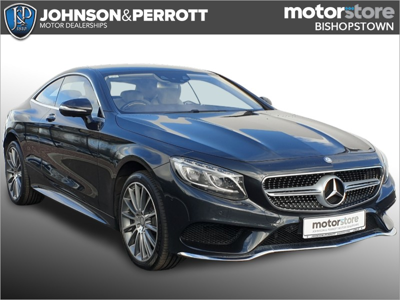 Mercedes-Benz Mercedes-Benz S-Class (171) S 500 COUPE SPORT AUTO (Three Year Warranty / Haggle Free Price / Motorstore.ie)