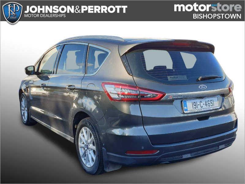 Ford Ford S-Max (191) 2.0TD 150PS (Three Year Warranty, Haggle Free Price, Motorstore.ie)