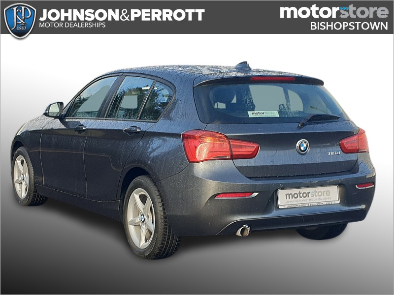 BMW BMW 1 Series (162) 116D SE AUTO (Three Year Warranty / Haggle Free Price / Motorstore.ie)