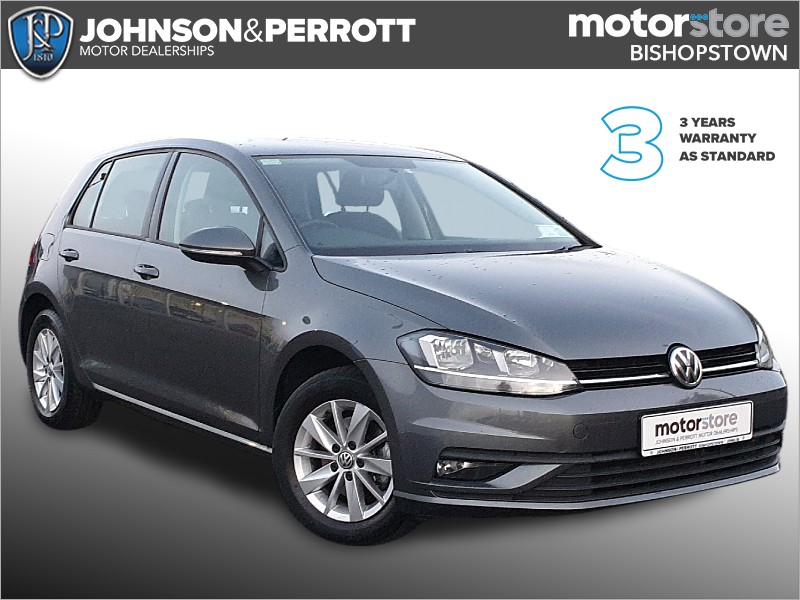Volkswagen Volkswagen Golf (191) TL 1.6TDI 115HP (Three Year Warranty / Haggle Free Price / Motorstore.ie)