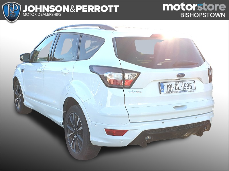 Ford Ford Kuga (181) 1.5 TDCI 120bhp ST LINE (Three Year Warranty / Haggle Free Price / Bishopstown)