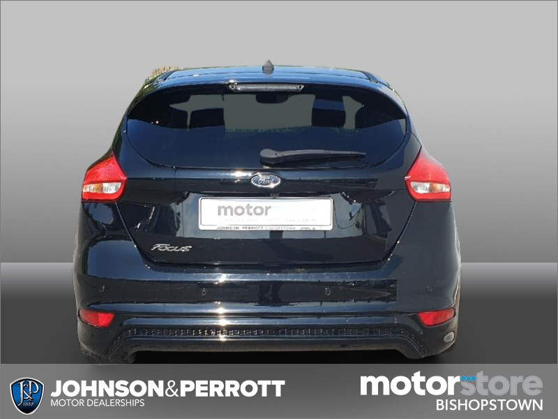 Ford Ford Focus (YS6) ST-Line Navigation 1.5 TDCi 120 (Three Year Warranty / Haggle Free Price / Bishopstown)