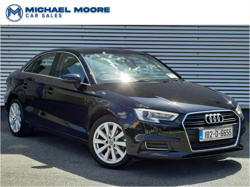 Used Audi A3 2018 in Laois