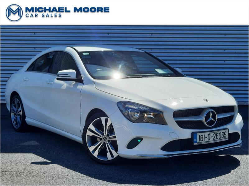 Used Mercedes-Benz CLA-Class 2018 in Laois
