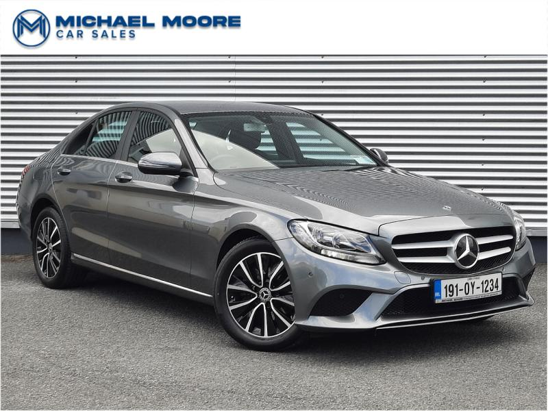Used Mercedes-Benz C-Class 2019 in Laois