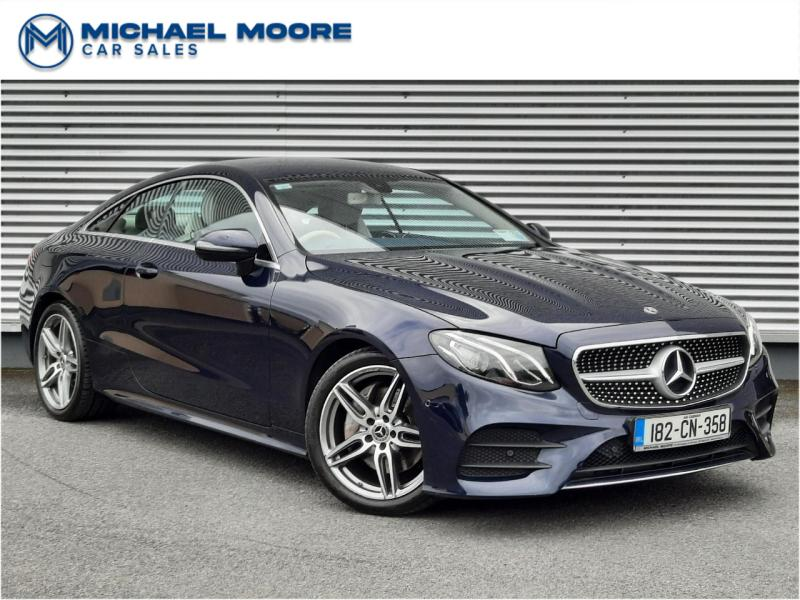 Used Mercedes-Benz E-Class 2018 in Laois