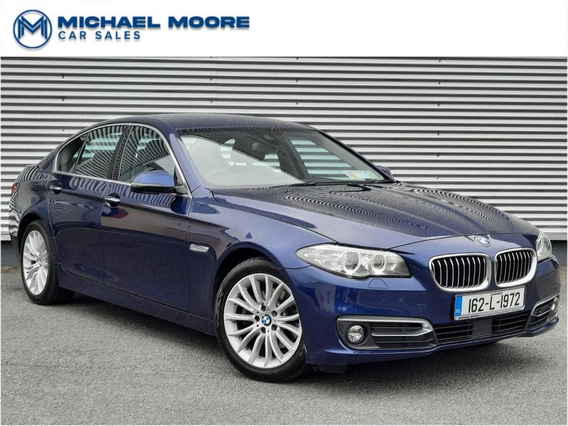 Used BMW 5 Series 2016 in Laois