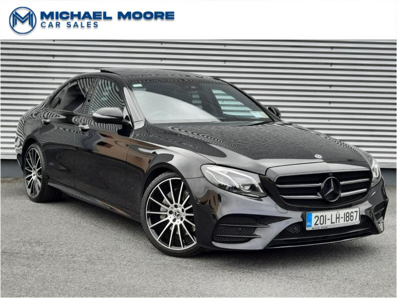 Used Mercedes-Benz E-Class 2020 in Laois