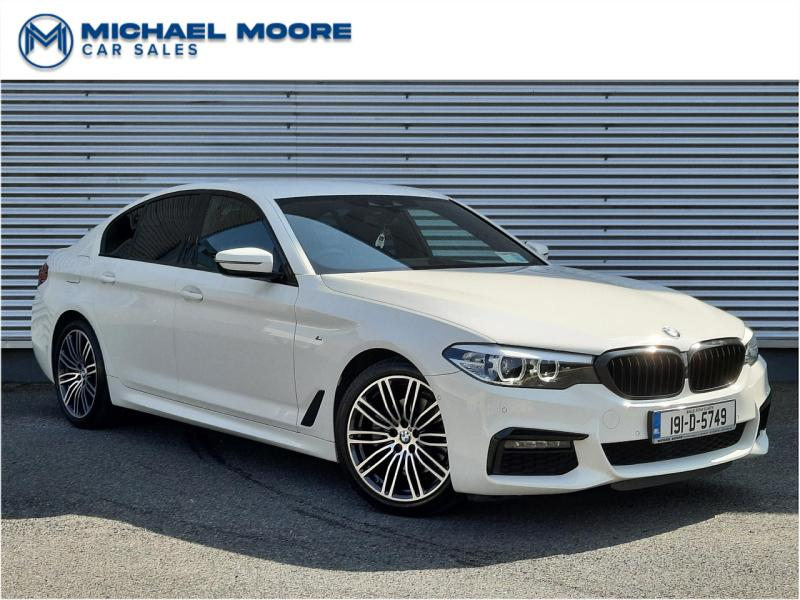 Used BMW 5 Series 2019 in Laois