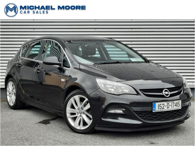 Used Opel Astra 2015 in Laois