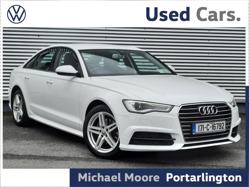 Used Audi A6 2017 in Laois