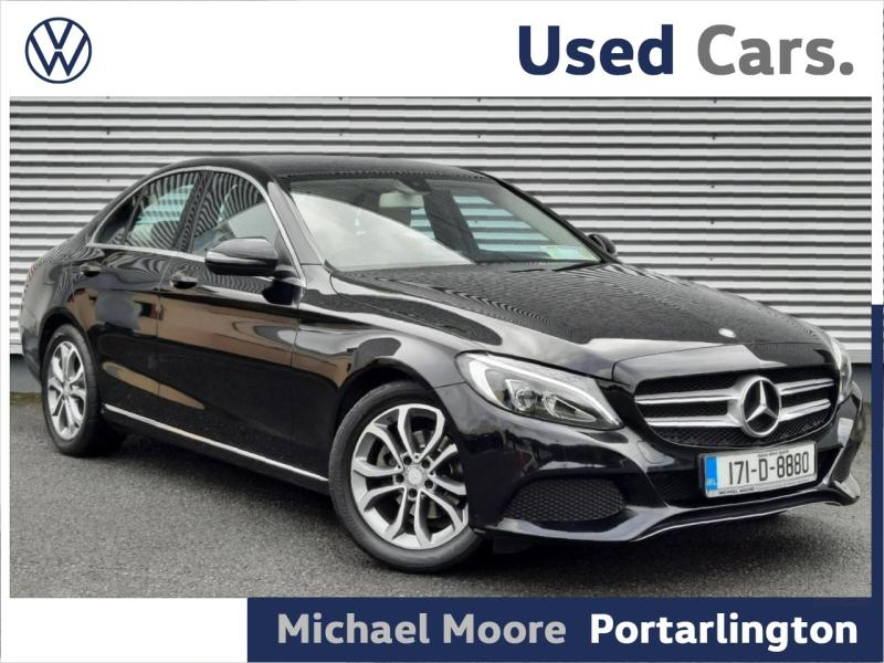 Used Mercedes-Benz C-Class 2017 in Laois