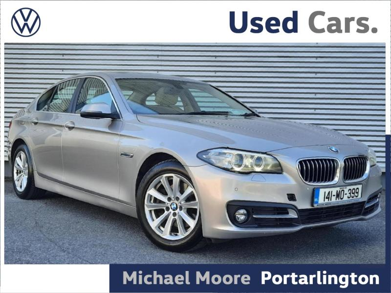 Used BMW 5 Series 2014 in Laois