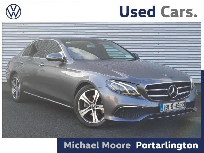 Used Mercedes-Benz E-Class 2019 in Laois