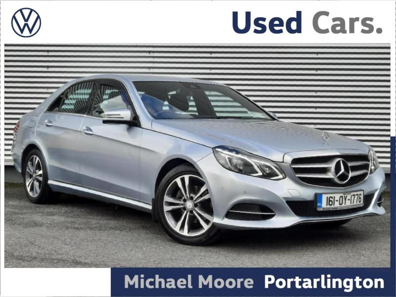 Used Mercedes-Benz E-Class 2016 in Laois