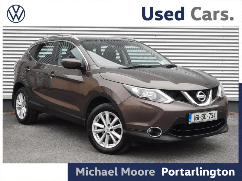 Used Nissan Qashqai 2016 in Laois