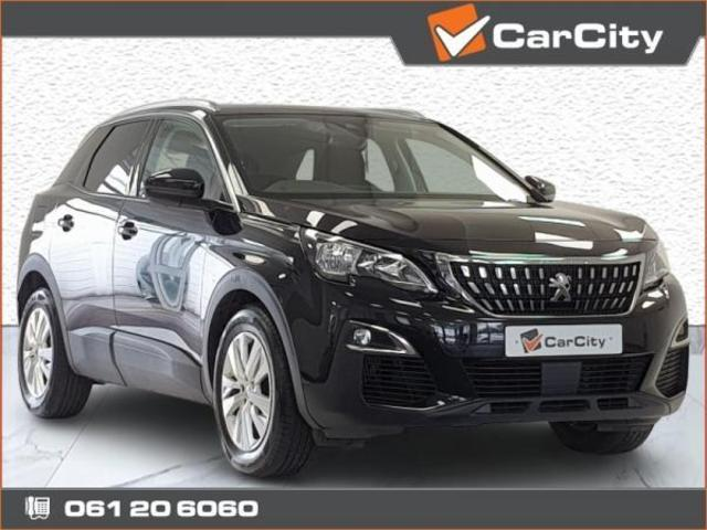 Used Peugeot 3008 2019 in Limerick