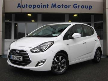 Hyundai ix20 1.6i Deluxe ** Haggle Free Prices - Remainder Of Manufacturer's Warranty **
