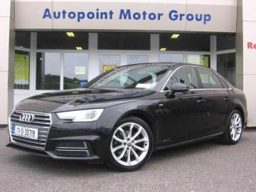 Audi A4 2.0 TDI S-LINE S-TRONIC (High Spec) ** Haggle Free Prices - 12 Months Nationwide Warranty & 12 Months Roadside Assistance **