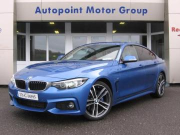 BMW 4 Series 2.0D 420D M-Sport Gran Coupe ** Haggle Free Prices - **12 Months Nationwide Warranty & 12 Months Roadside Assistance**