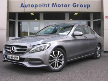 Mercedes-Benz C-Class 2.2 C220 Bluetec Sport ** Haggle Free Prices - 12 Months Nationwide Warranty **