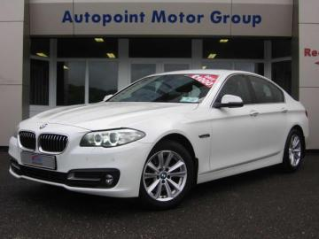 BMW 5 Series 2.0D SE BUSINESS EDITION ** Haggle Free Prices - 12 Month's Nationwide Warranty & 12 Month's Roadside Assistance **