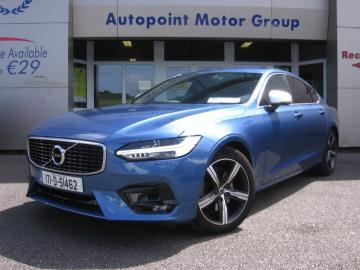 Volvo S90 2.0D D4 R-DESIGN (190ps) ** Haggle Free Prices - 12 Month's Nationwide Warranty & 12 Month's Roadside Assistance **