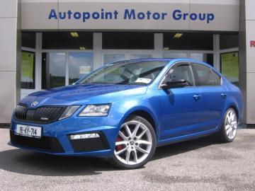 Skoda Octavia VRS 2.0TDI (184HP) ** Haggle Free Prices - 12 Month's Nationwide Warranty & 12 Month's Roadside Assistance **