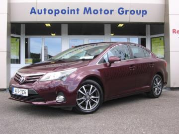 Toyota Avensis 2.0 D4D LUNA  ** Haggle Free Prices - 12 Months Nationwide Warranty & 12 Months Roadside Assistance **
