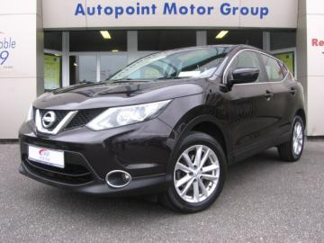 Nissan QASHQAI 1.5 DCI Acenta (110ps) ** Haggle Free Prices - 12 Months Nationwide Warranty & 12 Months Roadside Assistance**
