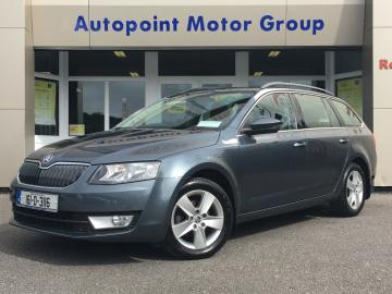 Skoda Octavia 1.6 TDI AMBITION COMBI ** Haggle Free Prices - 12 Months Nationwide Warranty & 12 Months Roadside Assistance**