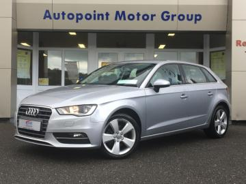 Audi A3 1.6 TDI (110ps) SPORTBACK  ** Haggle Free Prices- 12 Months Nationwide Warranty & 12 Months Roadside Assistance**