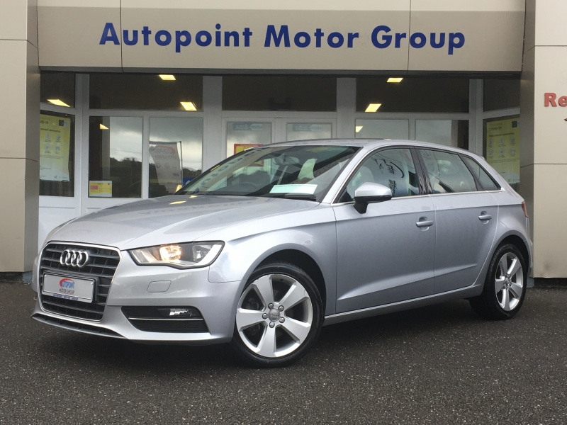 Audi A3 1.6 TDI SPORT Sportback ** FREE Nationwide Delivery - Reserve or BUY this Vehicle Online Today **