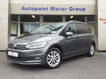 Volkswagen Touran 1.6 TDI (115bhp) Comfortline BMT DSG (7 Seats)** FREE Nationwide Delivery -  Reserve or BUY this Vehicle Online Today **