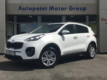 Kia Sportage 1.7 CRDi  ISG 2 ** Haggle Free Prices - 12 Month's Nationwide Warranty & 12 Month's Roadside Assistance **