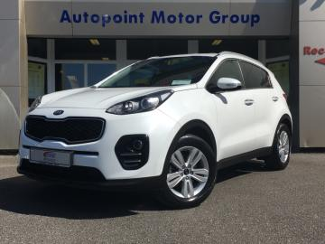 Kia Sportage 1.7 CRDi  ISG 2  DCT ** FREE Nationwide Delivery  Reserve or BUY this Vehicle Online Today **-
