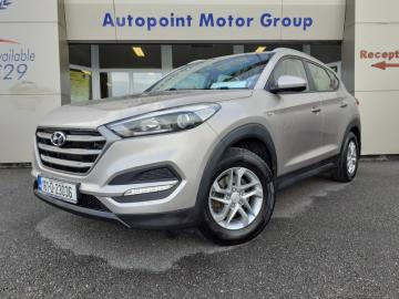 Hyundai Tucson 1.7 CRDI COMFORT ** Haggle Free Prices - 12 Month's Nationwide Warranty & 12 Month's Roadside Assistance **