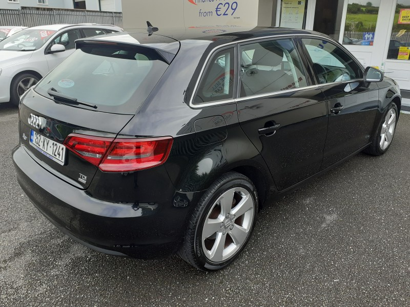 Audi A3 1.6 TDI (110bhp) SPORT Sportback ** Haggle Free Prices- 12 Months Nationwide Warranty & 12 Months Roadside Assistance**