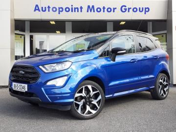 Ford EcoSport 1.0T (120ps) ST-LINE ** FREE Nationwide Delivery -  Reserve or BUY this Vehicle Online Today **