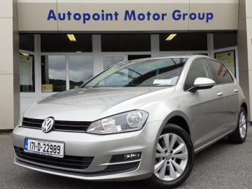 Volkswagen Golf 1.6 TDI TREND BMT ** Haggle Free Prices - 12 Month's Nationwide Warranty & 12 Month's Roadside Assistance **