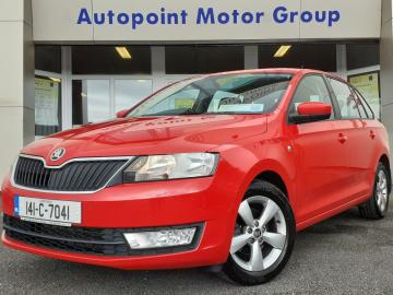 Skoda Rapid 1.2 TSI SB AMBITION ** Haggle Free Prices- 12 Months Nationwide Warranty & 12 Months Roadside Assistance **
