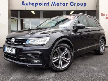 Volkswagen Tiguan 2.0TDI 150HP HIGHLINE (R Line) ** Haggle Free Prices - 12 Month's Nationwide  Warranty & 12 Month's Roadside Assistance **